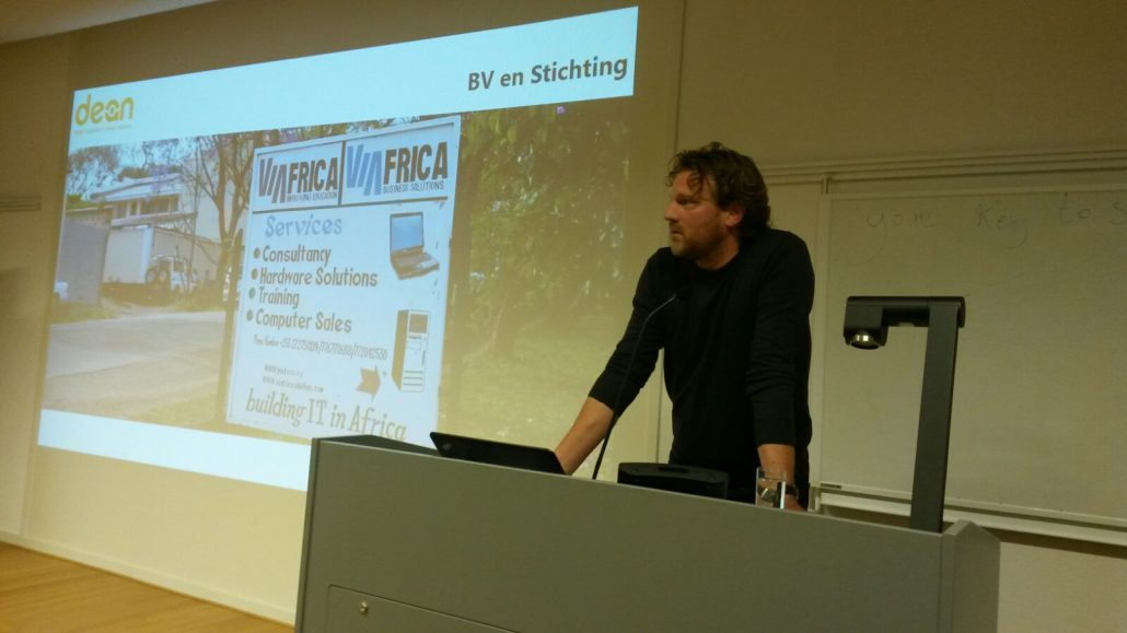 Guest lecture at TU Delft